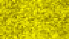 3D rendering square Mosaic pattern Royalty Free Stock Photos