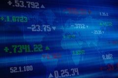 2d rendering Stock market online business concept. business Graph background. Business Stock Market background, Forex Background, 2d rendering Stock market Stock Photography