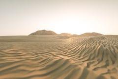 3d rendering szeroka pustynia z lampasami, kszta?tuje ilustracja wektor