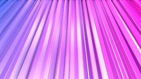 3d renderingu abstrakcjonistyczny geometryczny tło z nowożytnym gradientem barwi w niskim poli- stylu 3d powierzchnia z błękitną  Obrazy Stock