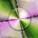 3D renderingu chuchu piksli combo grafika Obrazy Royalty Free