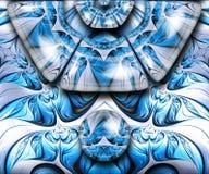 3D renderingu ilustracja combo grafika Zdjęcie Royalty Free