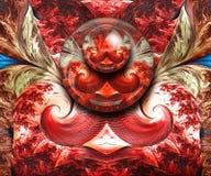 3D renderingu ilustracja combo grafika Zdjęcie Stock
