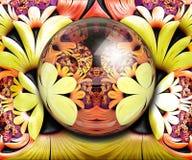 3D renderingu ilustracja combo grafika Obrazy Royalty Free