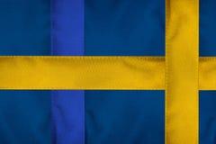 3D renderingu pomysł dla skrajno-prawicowej Partyjnej zyskuje władzy w Szwecja ilustracja wektor