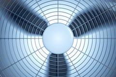3D a rendu l'illustration de la chauffage, de la ventilation et de la climatisation d'unités de la CAHT Photographie stock libre de droits