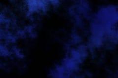 3D a rendu l'univers de nébuleuse Image libre de droits
