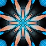 3D rinden de la teja plástica del fondo de los soplos Imagen de archivo libre de regalías