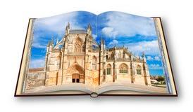 3D rinden del detalle de la fachada de la catedral de Batalha en Portugal Europa - soy el propietario de los derechos de autor de fotos de archivo