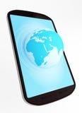Comunicaciones globales Imagen de archivo libre de regalías
