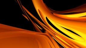 3D rindió diseño moderno del fondo abstracto Imagenes de archivo
