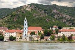 Dürnstein Abbey Stock Image