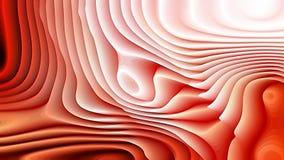 3d rojos y blancos resumen las líneas curvadas textura stock de ilustración
