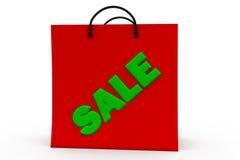 3d sale concept Stock Image