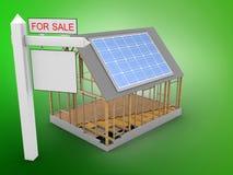 3d sale sign Stock Photo