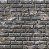 3d seamless brick wall background Royalty Free Stock Photo