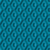 3d seamless pattern. Abstract background Royalty Free Stock Photos