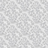 3d seamless pattern Stock Photography