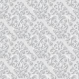 3d seamless pattern Stock Photography