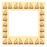 3d sehr schöne dreidimensionale Abbildung, Abbildung Lizenzfreie Stockbilder