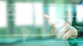3d sieć obrazek odpłacający się ogólnospołecznym Obraz Stock