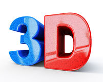 3D Royalty Free Stock Images
