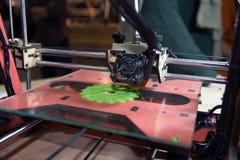 3D skrivare - FDM-printing Royaltyfri Bild