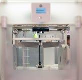 3D skrivare - FDM-printing Arkivbild