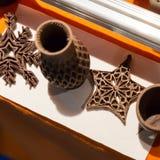 3d skrivev ut ätliga objekt på teknologinavet i Milan, Italien Royaltyfria Bilder