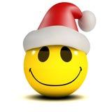 3d Smiley Santa Royalty Free Stock Images