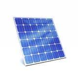 3d Solar panel Royalty Free Stock Photo