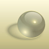 3D sphere background Royalty Free Stock Images
