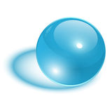 3D sphere Royalty Free Stock Photo