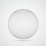 3d Sphere Royalty Free Stock Image