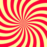 3d spiral effect. Abstract background. Vector illustration. Good design Royalty Free Stock Images