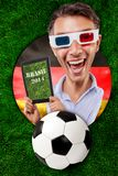 3d sports Royalty Free Stock Images