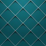 3d square design template Stock Image