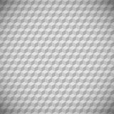 3D squares abstract background. Gray colors. 3D squares abstract background. Gray colors pattern with corner vignette stock illustration