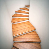 3d stair Royalty Free Stock Photo