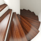 3d stair Royalty Free Stock Images