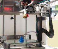 3D stampante - stampa di FDM Immagine Stock