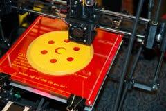 3D stampante - stampa di FDM Fotografia Stock