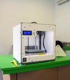 3D stampante - stampa di FDM Immagini Stock Libere da Diritti
