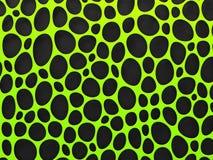 3D structurele netwerk organische achtergrond Stock Afbeeldingen
