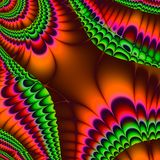 3D surrealistyczna ilustracja Fotografia Royalty Free