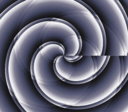 3d swirl background. Abstract lights 3d swirl background Stock Photos