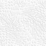 3d swirled dots pattern Stock Photo