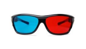 3D szkła Obraz Stock