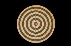 3d tła deski strzałki ilustracja nad odpłacającym się biel Obrazy Royalty Free