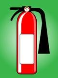 3d tła gasidła ogienia wizerunku odosobniony biel również zwrócić corel ilustracji wektora Fotografia Stock
